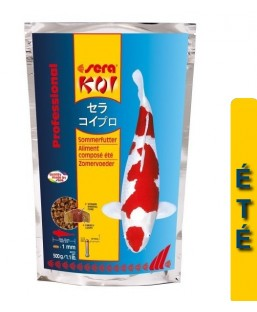 été 500g SERA KOI Professional aliment