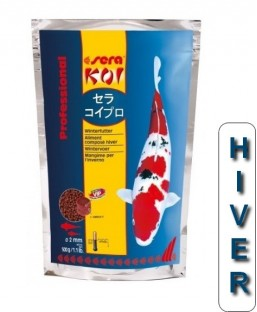 Hiver SERA KOI Professional 500g