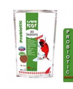 500g Koi Junior All Seasons Probiotic