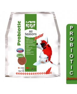 5KG Koi Junior All Seasons Probiotic