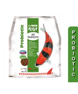 5kg sera Koi All Seasons Probiotic