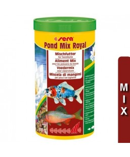 Sera Pond Mix Royal 1L (185g)