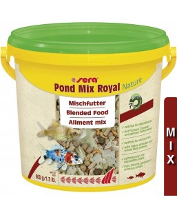 Sera Pond Mix Royal 3.8L (600g)