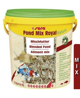Sera pond Mix royal 10l (2kg)