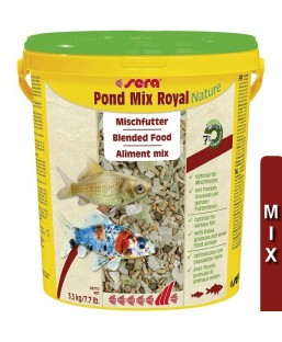 Sera Pond Mix Royal 21L (3.5kg)
