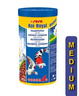 Sera Koi Royal medium 1L (240g)