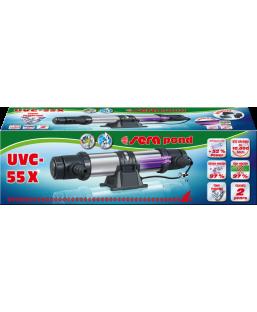 SERA POND UVC-55X