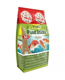 TETRA POND STICK 40L PLUS 25%