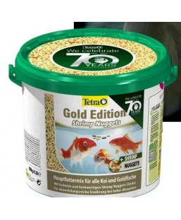 TETRA POND SHRIMPS 5L/GOLD EDITION