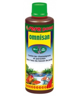 Sera pond omnisan 250 ml