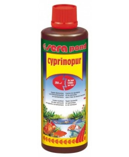 Sera pond Cyprinopur 250 ml