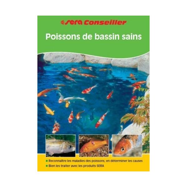 Poissons de bassin sains reconna tre les maladies des for Achat poisson de bassin