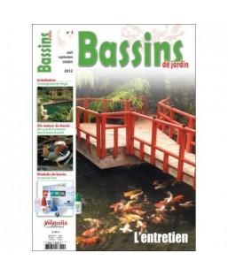 Magasine bassin de jardin N3