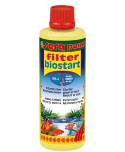 SERA pond filter biostart