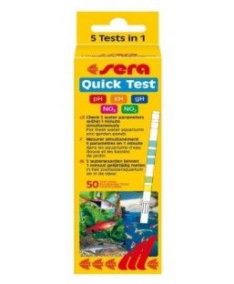 SERA Quick Test (50 bandelettes)