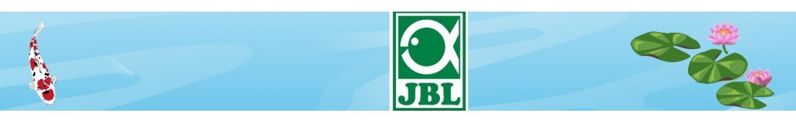 Nourriture poissons de bassin de jardin JBL