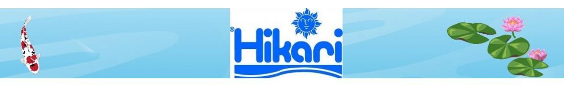 Nourriture poissons de bassin de jardin HIKARI