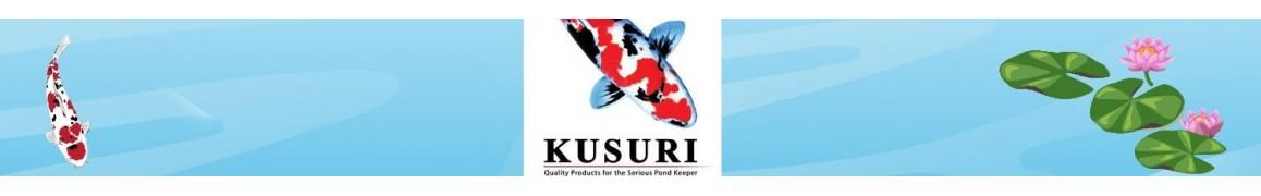 Traitements Kusuri pour poisson de bassin de jardin