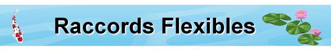 raccord flexible pour tuyau pvc