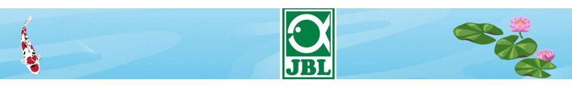 traitements JBL pour eau de bassin de jardin