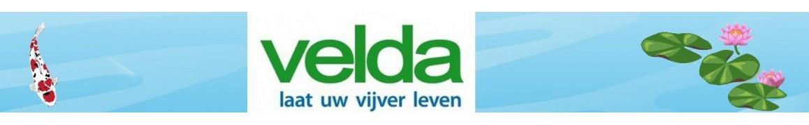 traitements velda et vincia pour eau de bassin de jardin